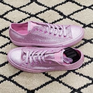 Converse Chuck Taylor All Star Glitter Ox Low Top